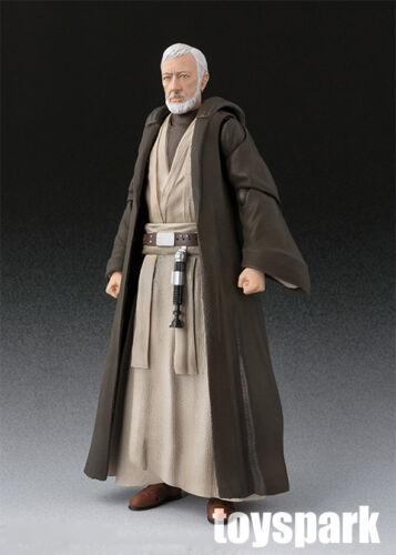 JAPAN BANDAI S.H Figuarts Star Wars A New Hope Ben OBI-WAN KENOBI action figure