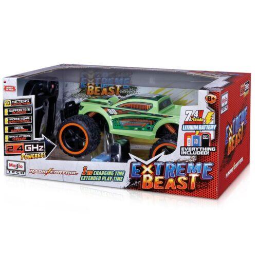 MAISTO RC Toy Car Remote Control Gadget Vudoo Rockzilla Crawler HUGE RANGE