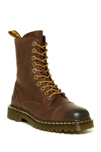 pour de tailles Brown DrMartens Wynoming brunies Justyna Bottes femmes1460toutes vn0yNwm8O