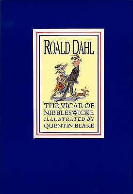 The Vicar of Nibbleswicke by Roald Dahl (Hardback, 1991)