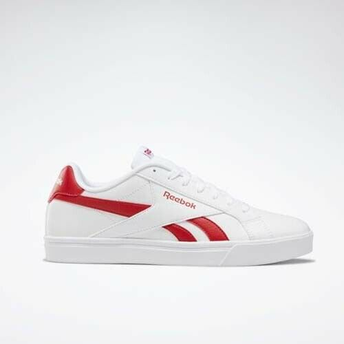 nowy styl życia nieźle ekskluzywny asortyment Reebok DV8650 Royal Complete 3 low Casual Shoes white red sneakers