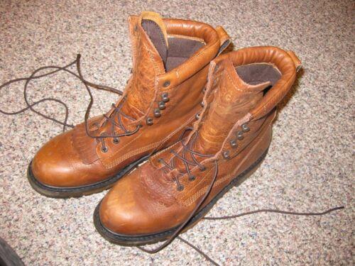 "Rocky Men/'s   Ride Lacer 8/"" Waterproof Boot 2723"