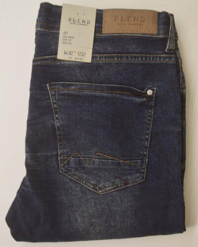 slim fit Blend JET jeans alla moda in dark blue used /& Dettagli gr wählb.