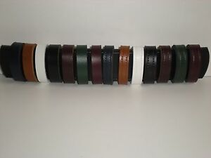 REAL-LEATHER-BELT-LOOPS-OR-KEEPERS-IN-8-DIFFERENT-COLOURS-AND-5-DIFFERENT-SIZES