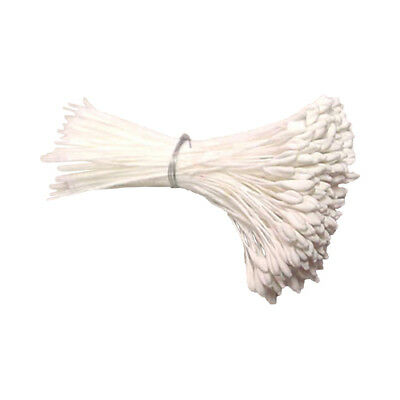 Pack Of 288 Heads Lily Stamens White