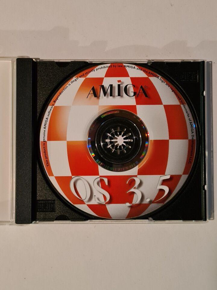 Amiga OS3.5, Styresystem