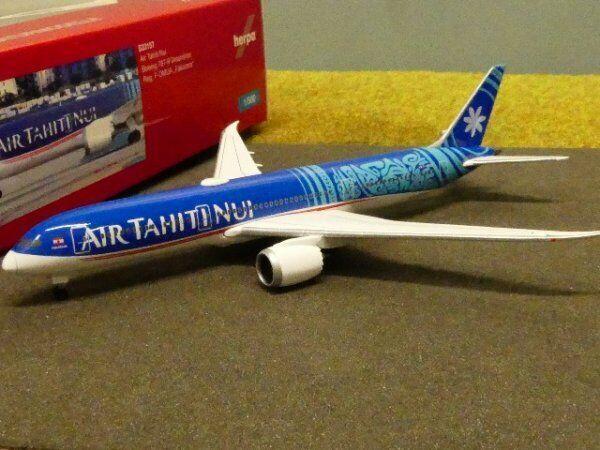 1/500 Herpa Boeing 787-9 Air Tahiti Nui 533157