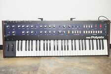 Korg Polysix Keyboard Synthesizer in excellent− condition from Japan