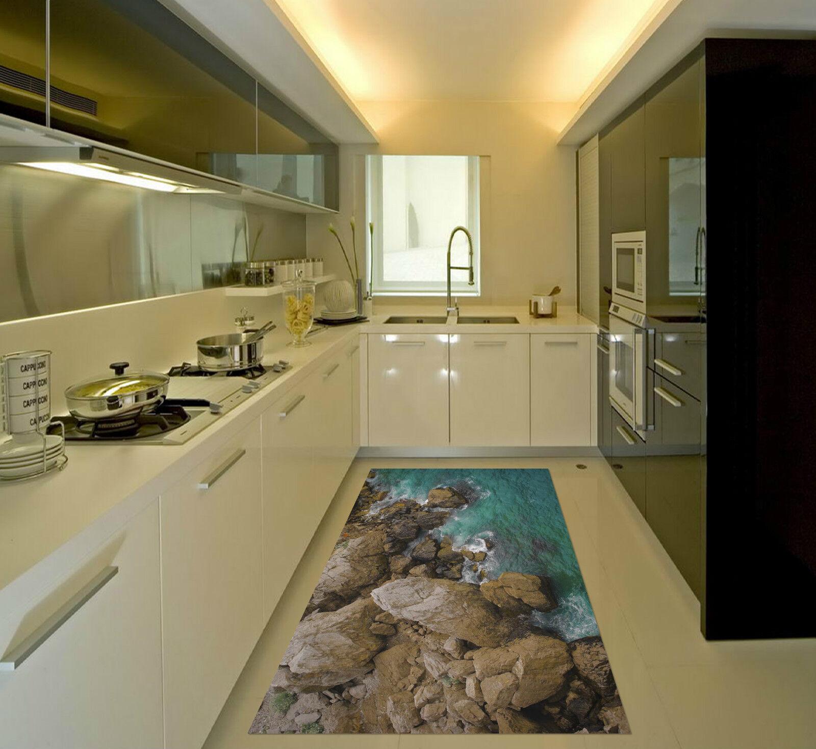 3D Coast Stones 2 Kitchen Mat Floor Murals Wall Wall Wall Print Wall Deco AJ WALLPAPER CA 602d0f