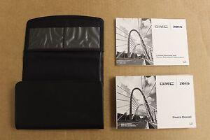 a 2015 gmc sierra denali owners manual intellilink portfolio with rh ebay com gmc owners manuals free gmc owners manuals free