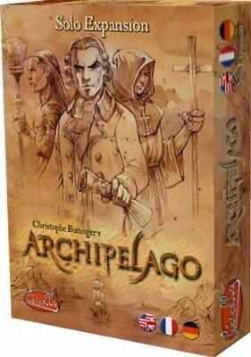 Archipelago Solo Expansion Card Game - (new) Materialen Van Hoge Kwaliteit