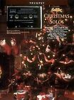 Christmas Solos: Trumpet by Hal Leonard Publishing Corporation (Mixed media product, 1991)