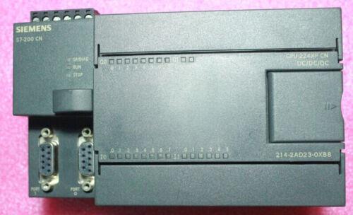 1pcs Siemens S7-200PLC CPU224XP 6ES7214-2AD23-0XB8 Free Ship
