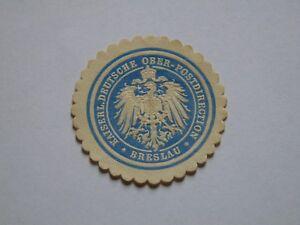 siegel-marken-KAISERL-DEUTSCHE-OBER-POSTDIRECTION-BRESLAU
