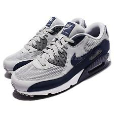 item 2 Nike Air Max 90 Essential Navy Grey Men Running Shoe Sneakers  Trainer 537384-064 -Nike Air Max 90 Essential Navy Grey Men Running Shoe  Sneakers ...