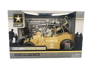 U-S-Army-Patrol-vehicule-Official-Licensed-Product-of-the-U-S-ARMY-NEUF