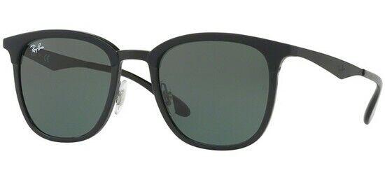 Gafas de Sol Ray-Ban RB 4278 MATTE BLACK/GREEN 51/21/145 para unisex