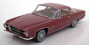 Chrysler Dual Ghia L6.4 Coupe 1960 - Bos Best Of Show 1/18 Neuf