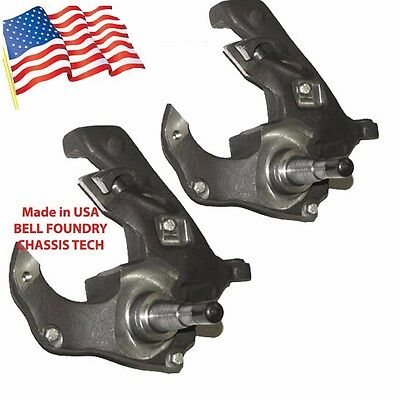 "3"" Lift Spindles 1982-88 Oldsmobile Cutlass G Body Suspension"