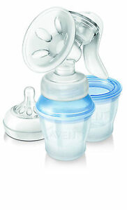 Philips-Avent-Natural-Manual-Breast-Pump-with-Milk-Storage-Cups-SCF330-12