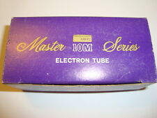 One New-In-Box  EF86 / 6267 Mullard Master Series 10M Tube