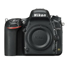 Nikon D D750 24.3MP Digital SLR Camera - Black (Body Only)