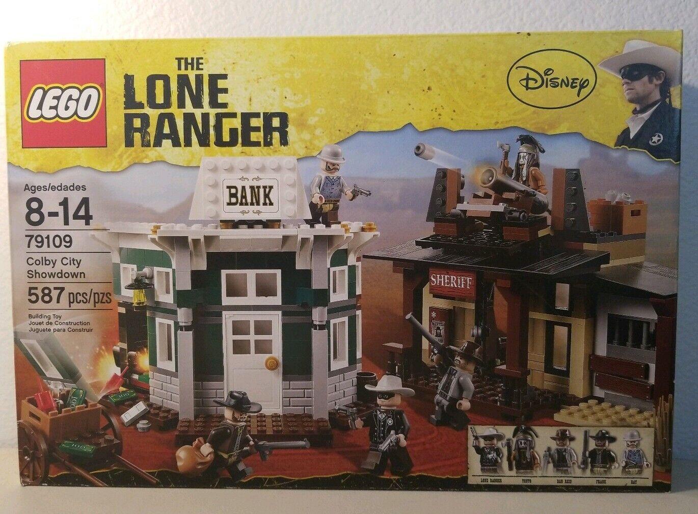 Lego Cobly City Showdown 79109