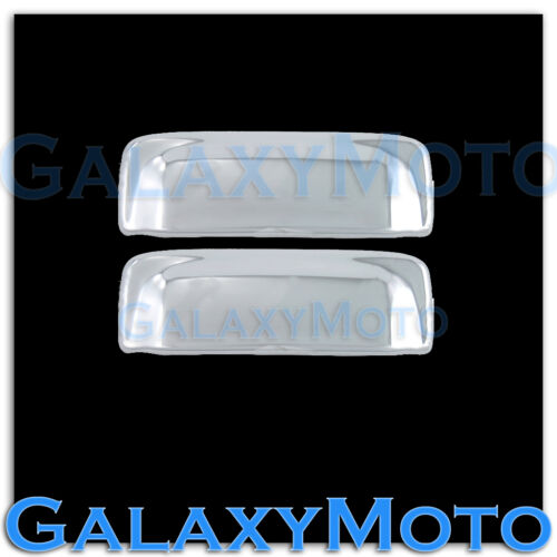 96-01 Ford Explorer Triple Chrome Plated ABS 2 Door handle cover