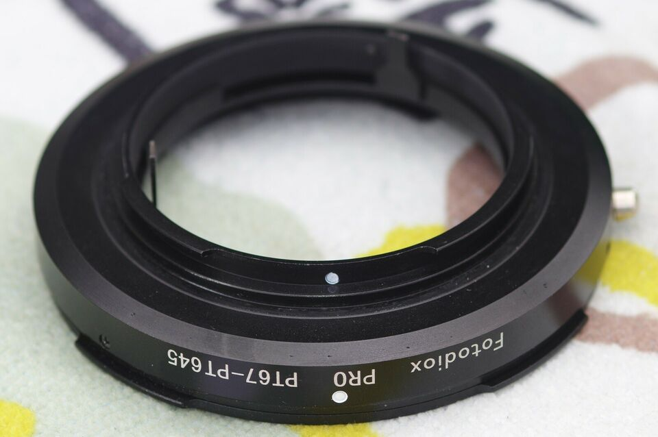 Fotodiox 6x7/645 adapter, Pentax 645 / 67, Fotodiox PRO