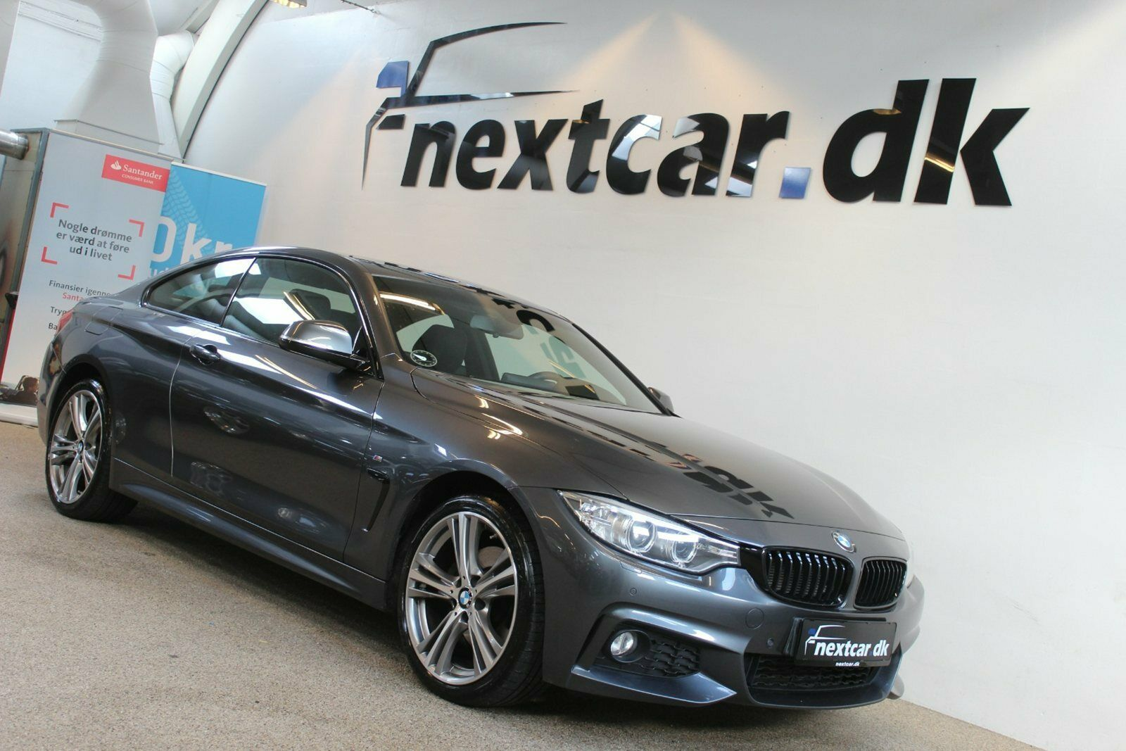 BMW 430d 3,0 Coupé xDrive aut. 2d - 389.800 kr.