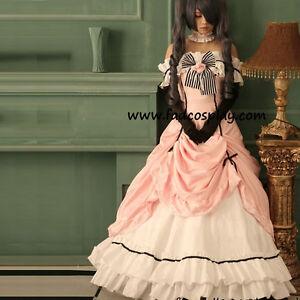 1e208ddb3 Image is loading Black-Butler-Ciel-Phantomhive-Cosplay-Costume-Full-Set-