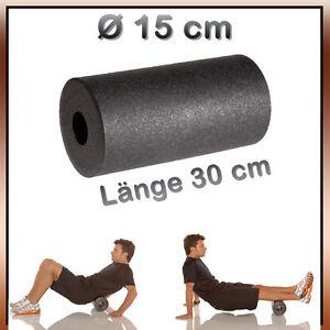 TOGU Blackroll Massagerolle Ø 15 cm Länge 30 cmFaszienrolle Massage NEU+OVP