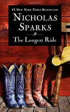 The Longest Ride by Nicholas Sparks (2014, Paperback)