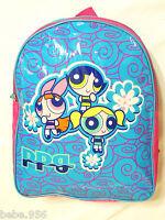 Powerpuff Girls Vinyl Backpack 15 X 12 One Main Compartment
