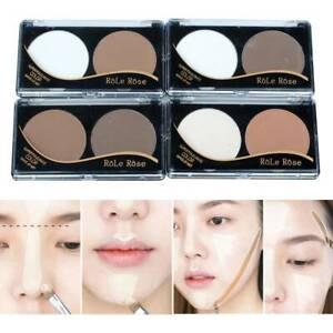 Highlighter-Powder-Bronzer-Concealer-Palette-Face-Contour-Make-Up-Cosmetic