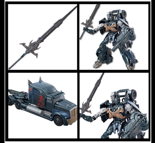 Transformers Movie 5 The Last Knight SHADOW SPARK OPTIMUS PRIME Action Gift NEW