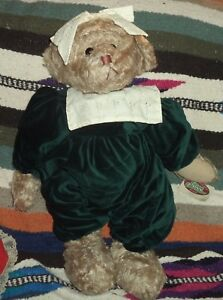 Cottage Collectibles Polly Stuffed Bear Ganz Ebay