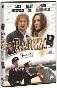 Ranczo-Sezon-5-DVD-POLISH-RELEASE-NEW-SEALED-SERIAL-POLSKI