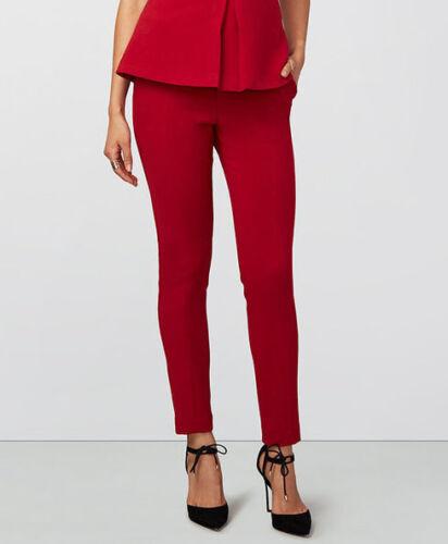 rouge pour femme rubis skinny Rachel Roy Pantalon skinny 6 qnW64YB