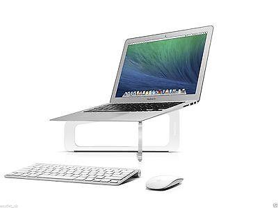GENUINE Twelve South Ghost Stand Apple Mac MacBook Desktop Pro Air - Clear NEW