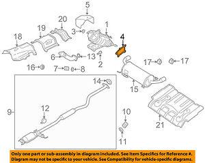 [DIAGRAM_5LK]  MAZDA OEM 07-12 CX-7 2.3L-L4 Exhaust-Gasket L38013490B | eBay | Mazda Cx 7 Engine Diagram |  | eBay