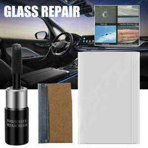 Car-Window-Glass-Crack-Chip-Resin-Windscreen-Windshield-Repair-DIY-Tool-Kit-HOT