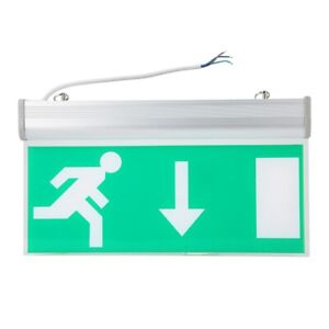 Acrylic-LED-Emergency-Exit-Sign-Light-Running-Man-Safety-Signs-Indicator-Light