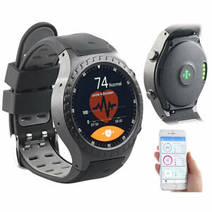 gps handy uhr smartwatch f r ios android bluetooth