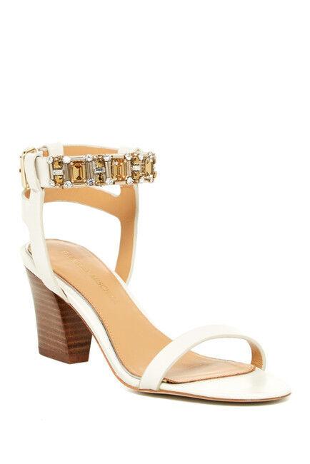 Badgley Mischka Gladis Ankle Strap Sandale Sz 7.5