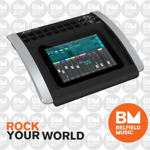 Behringer-X-AIR-X18-Digital-iPAD-Tablet-Mixer-18-Channel-w-Integrated-WiFi-Mod