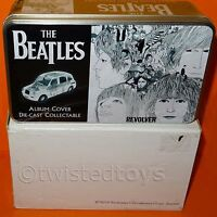 2008 Corgi Classics The Beatles Revolver Die-cast Taxi Collectable Tin Boxed