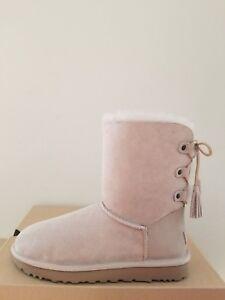 6977c2c8467 Details about Ugg Australia Women's kristabelle Boots Size 8 NIB