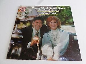 Beverly-Sills-amp-Sherrill-Milnes-Up-In-Central-Park-LP-Angel-Opera-Vinyl-Record