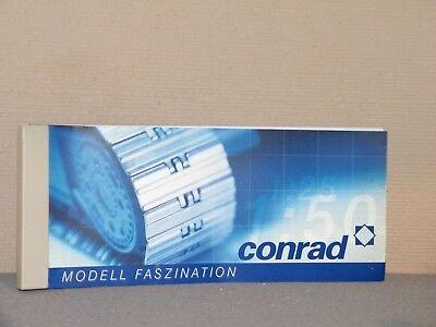 Espressive Catalogue Modeles Conrad Scale 1:50 Année 1993 - 2006
